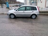 2007 Ford Fusion 1.4 TDCI COMFORT ABS Isparta