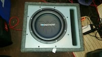 gray and black Pioneer subwoofer Pickering, L1X 1S1