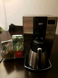 Oster coffee machine  Vancouver, V5K 3H6