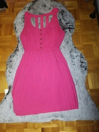 Cute Pink Summer Dress  Toronto, M6H 1K8