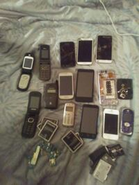 cell phone's and parts Edmonton, T5T