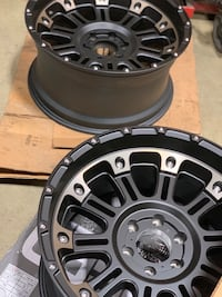 BRAND NEW WHEELS FOR YOUR JEEP OR TRUCK Hialeah, 33016