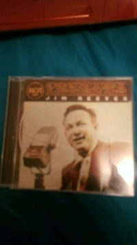 Jim Reeves cd Richland, 99352