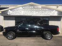 2011 Chevrolet Silverado 1500 LT 4x2 4dr Extended Cab 6.5 ft. SB Houston