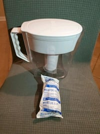 Brita Water Filter With New Filter