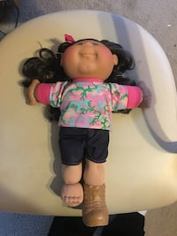 """Cabbage Patch doll 13"""" tall"""