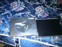 VR goggles, comes with lense cleaner, and wired Bluetooth controller Oklahoma City, 73119