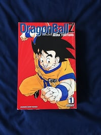 Dragon Ball Z Volume One Manga Book