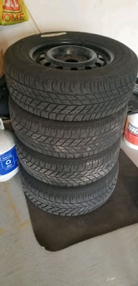 Dodge Grand Caravan winter tires  Brampton, L6R 3M2
