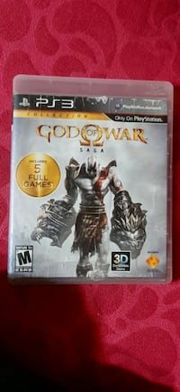 God of war Saga ps3 oyun Kirazlı Mh., 34212