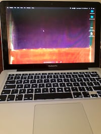 Mid 2012 MacBook Pro 13 inch Germantown, 20874