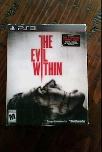 The evil within ps3 game ! El Paso, 79927