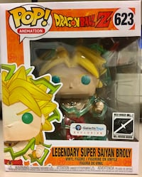 Dragonball Super Broly Galatic Toys Exclusive  New York, 11420