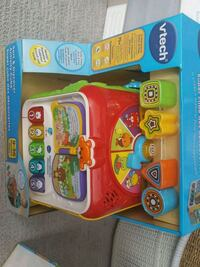 Vtech Sort and Discover Activity Cube Burnaby, V5A 1J2