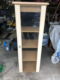 China closet -25 inches wide,by 18 inches deep,and 5ft tall. Maple Shade, 08052
