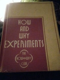 1944 how and why experiments South Daytona, 32119