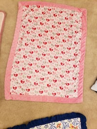 3 Baby blanket and 1 playmat Dumfries
