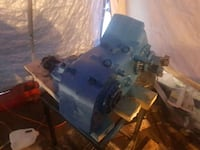 Blue 76 f250 transfer case Surrey, V3V 1P7
