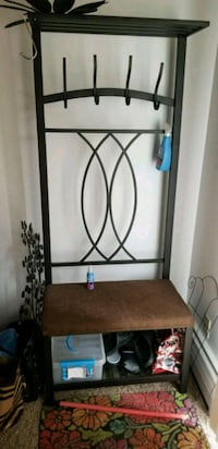 Coat Rack Bench with Storage  South Milwaukee, 53172
