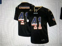 black and red NFL jersey Grand Prairie, 75051