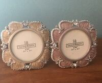 Small jeweled picture frame