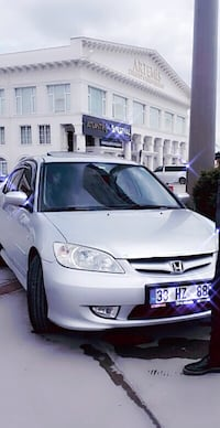 Honda - Civic - 2004