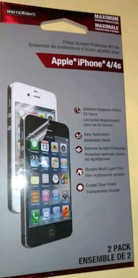 Apple iPhone 4S Screen Cover