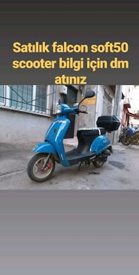 temiz soft 50 scooter Bursa
