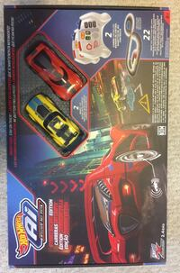 HOT WHEELS AI Inteliggent Race System Toronto, M3A 3B9