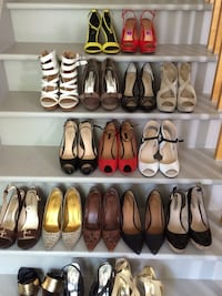 Shoes size 8, 8 1/2 ,9 Laval, H7R 5Y5