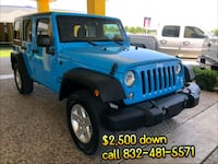 Jeep - Wrangler - 2011 Houston