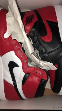 Men's Air Jordan 1's Homage to Home (size 11) Fredericksburg, 22405