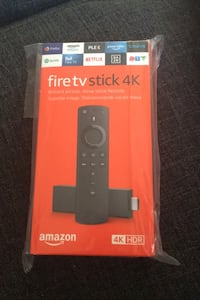 Fire tv stick 4k Toronto, M5A 2R1