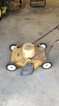 Yellow push mower Ohatchee, 36271