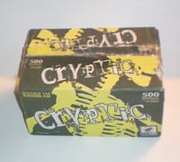 Cryptic Paint Balls White Fill Pack of 500 London