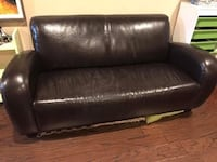 Free leather couch Calgary, T3H
