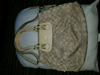 Authentic Coach Bag  Clinton, 37716