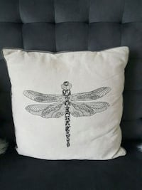Dragonfly decorative pillow  Surrey, V3S 1R8