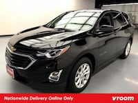 2018 Chevy Chevrolet Equinox Mosaic Black Metallic hatchback New York