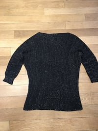 black and gray long sleeve shirt Montréal, H4M 2N2