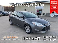 2012 Ford Focus HB SEL FREE WARRANTY!! Catoosa