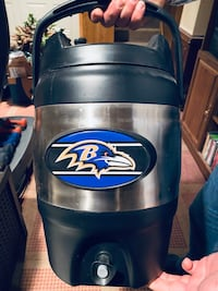 Ravens 3 Gallon Beverage Dispenser
