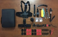 Large Bundle of Mounts and Accessories for GoPro HERO 1 2 3 3+ 4 5 6 Cameras Honolulu, 96815