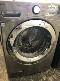 Lg steam washer stackable new Orlando, 32829