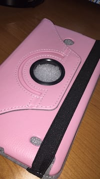 Pink tablet protective case, can stand Ancaster, L9G 5E8