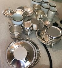 Silver plated Coffee set $250 Now $165 Mississauga, L5A 2W7