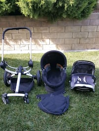 Quinny stroller and bassinet La Habra, 90631