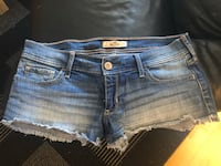 Hollister denim shorts Oslo, 1284