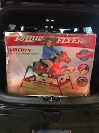 Radio flyer interactive horse Lawrence
