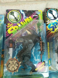 Spawn character action figure Annandale, 22003